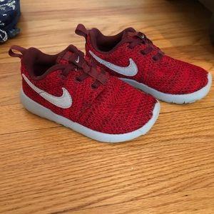 Nike toddler boys size 11 sneakers